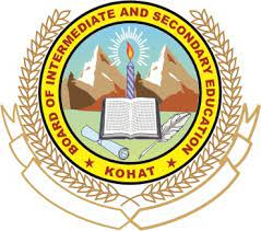 Kohat Board 12th Class Annual Exams 2021 Result