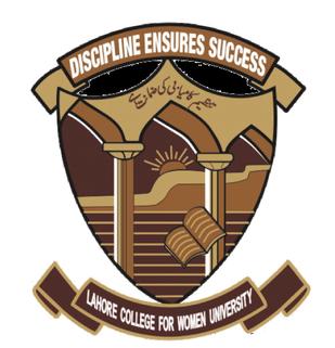 LCWU BS MS MPhil PhD Admissions Fall 2021