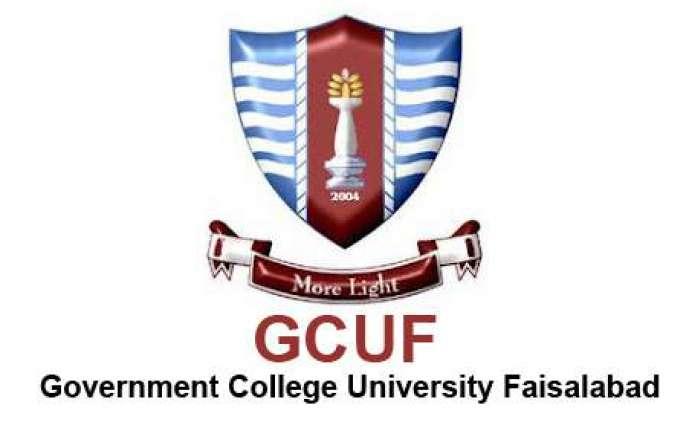 GCUF MA & MSc Datesheet for GCUF Private Affiliated College
