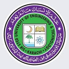 SSUET Karachi CV Batch 2018 Spring Online Exams 2021 Result