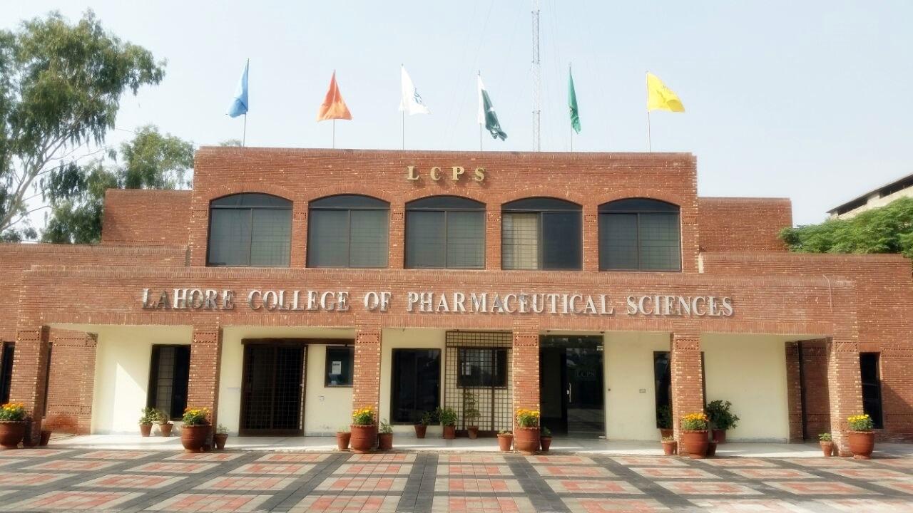 Lahore College of Pharmaceutical Sciences Admissions 2021-22