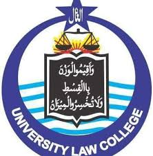 University Law College Punjab University Lahore