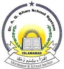 Dr AQ Khan School and College Islamabad
