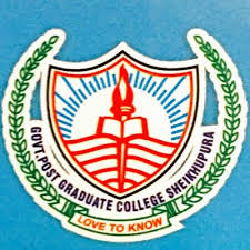 Govt Postgraduate College Sheikhupra