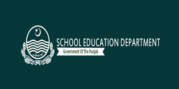 Punjab School Education Department PSED