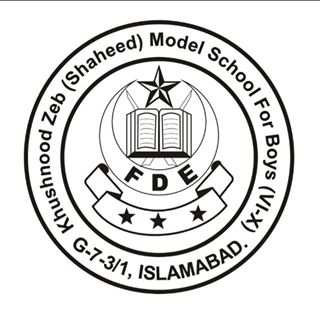 Islamabad Model School For Boys G 7 3 1 Islamabad