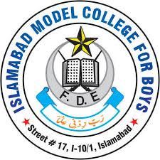 Islamabad Model College For Boys I 10 1 Islamabad