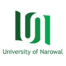 UNIVERSITY OF NAROWAL