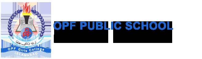 OPF PUBLIC SCHOOL MIRPUR AJK