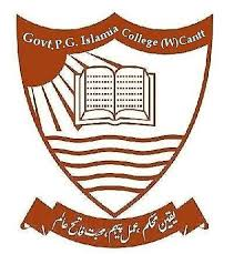 Govt Post Graduate Islamia College for Women Lahore Cantt