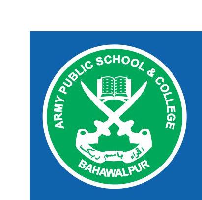 Army Public School Bahawalpur Cantt