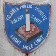 FG Public School No 1 Girls Ghazi Road Sialkot Cantt
