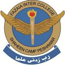 FAZAIA INTERMEDIATE COLLEGE SHAHEEN CAMP PESHAWAR