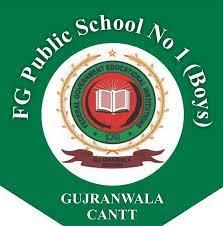 FG PUBLIC SCHOOL NO 1 GUJRANWALA CANTT