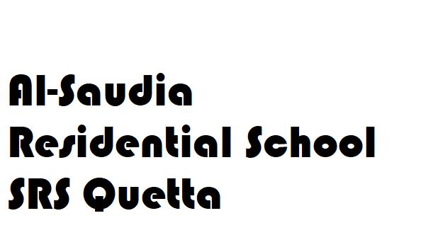 Al Saudia Residential School SRS