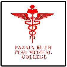Fazaia Ruth Pfau Medical College Karachi