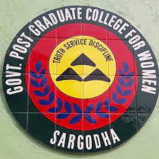 GOVT COLLEGE FOR WOMEN FAROOKA SARGODHA